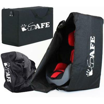 iSafe Universal Car Seat Travel Bag For Britax - Duo Plus ISOFIX Car Seat