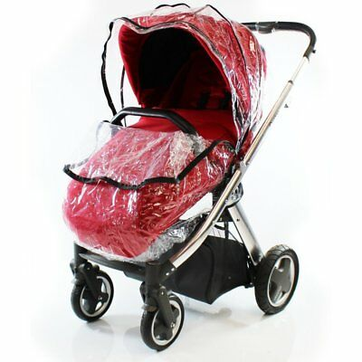 Universal Raincover Bugaboo Cameleon Frog Pushchair Ventilated Top Quality
