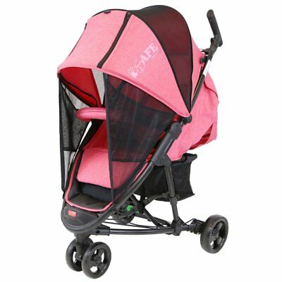 SALE!!! iSafe Visual 3 (2017) - Raspberry Pink Complete With Bumper Bar and Boot