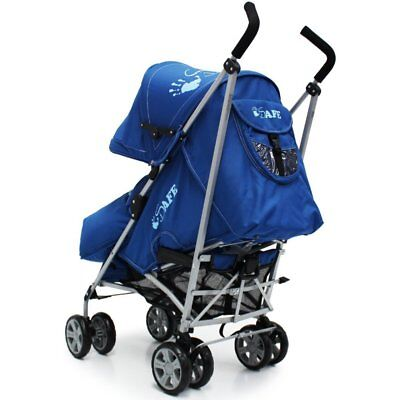 SALE!!! iSafe buggy Stroller Pushchair - Navy inc Raincover