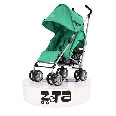 Raincover La Padded Liner Buggy Organiser Zeta Vooom Stroller Hot Chocolate