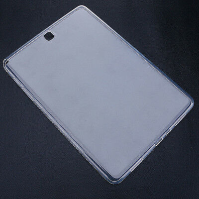 For Samsung Galaxy Tablet Frosted Transparent Soft TPU Silicone Back Case Cover