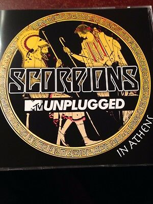 Scorpions - MTV Unplugged in Athens (Live Recording, 2013)  2  CD