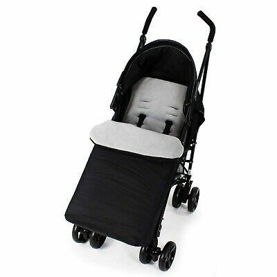 Buddy Jet Footmuff Cosy Toes For Easywalker MINI XL Buggy