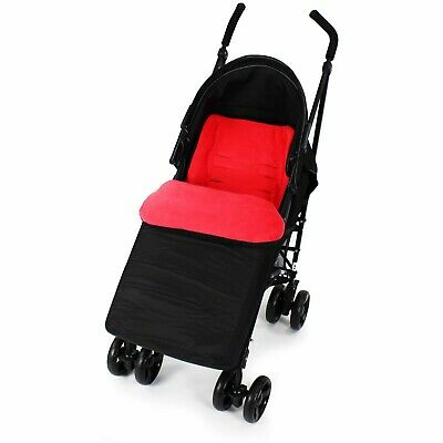 Universal Footmuff Cosy Toes Fits Graco Evo Pushchair
