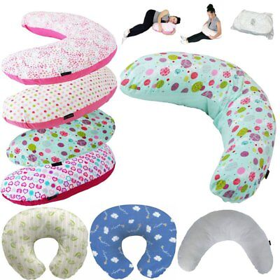 iSafe Maternity Nursing Pillow + Pillow Case