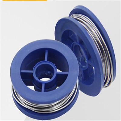 Reliable Fine 0.8mm Tin Lead Rosin Core Solder Welding Iron Wire Reel 63/37 Nice