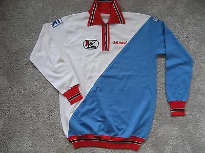 Alfa Lum Sauber Vintage Cycling Jersey Maillot Maglia For L`eroica Anjou Velo