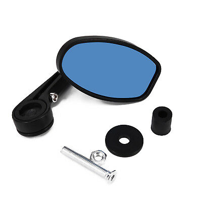 """Motorcycle 7/8"""" Handle Bar End Rearview Side Mirrors Suit for Ducati Yamaha KTM"""