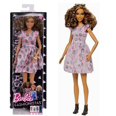 Barbie - Fashionistas 67 - Tall - Doll in Pink Dress
