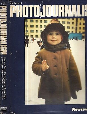 1978 Best Of Photojournalism Owned By Time Mag. Photojournalist Ben Martin With