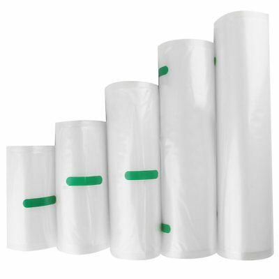 Vacuum Storage Sealer Bag Space Pack Food refresh Saver Roll Pouch Bags Seal