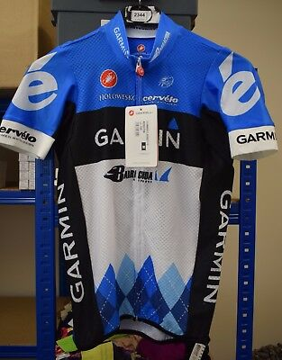 New with Tags Castelli Men's Climber's Jersey FZ 4203734 - Size Medium