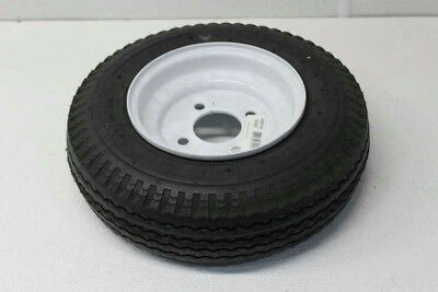 Load Star 4.80/4.00-8 Trailer Tire and Rim