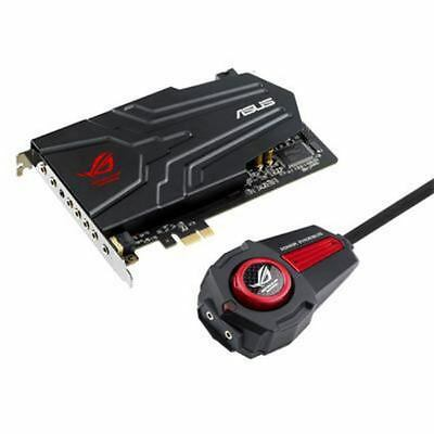 Asus 90-Yaa0M0-0Uan0Bz - Xonar Phoebus - Gaming Pcie Soundcard Set In