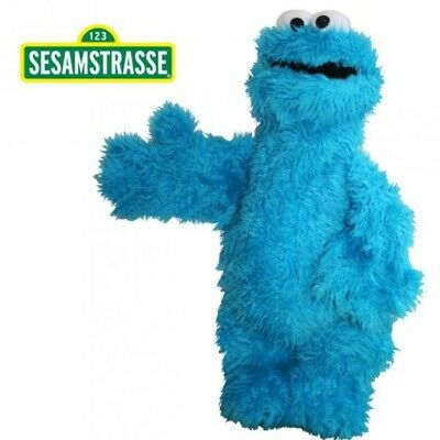 Sesame Street - Plush Soft Toy Hand Puppet Character Cookie Monster 70 cm
