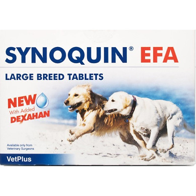 Synoquin EFA Joint Supplement Large Breed Tablets x 30