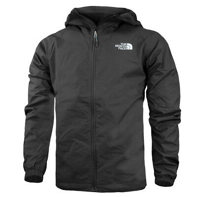 The North Face Men Quest Jacke Herren Kapuzenjacke Shelljacke black T0A8AZJK3