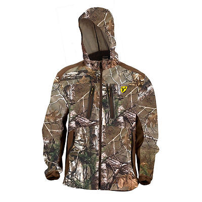 2043 ScentBlocker Dead Quiet Jacket Trinity Realtree XTRA Camo Large