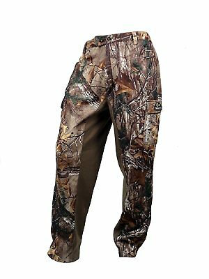 1268 Scent Blocker Knock Out Pant Realtree Xtra Camo, Large