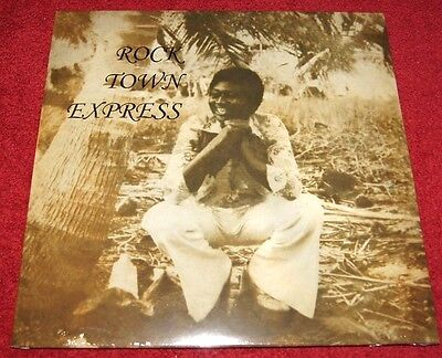 Rock Town Express - Pmg Lp Reissue Psych Funk Afrobeat Lp New & Sealed!