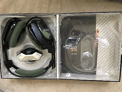 ASTRO Gaming A40 TR Headset + MixAmp M80 Black/Olive - Xbox One Read Description