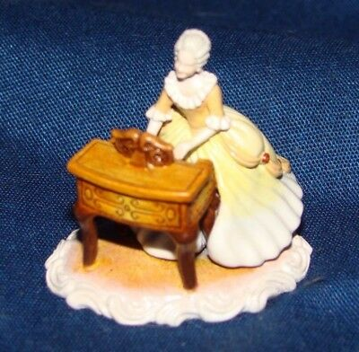 Goebel Olszewski A Musical Study Pianist Figurine Limited Edition