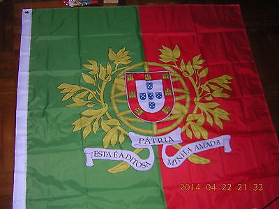 100% New Reproduced Military flag of Portugal War Ensign Army Flag 120cmX 120 cm
