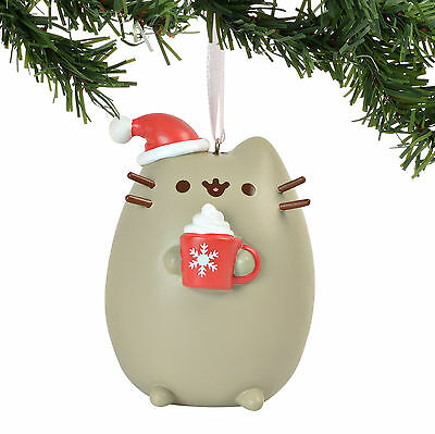Pusheen Meowy Chrismtas Tree Ornament new holiday