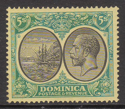 Dominica 1923 1927 #86 Mint Gv Stamp