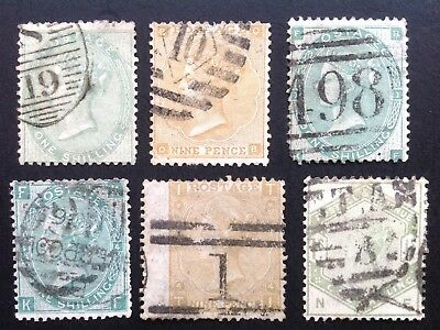 GB Queen Victoria Surface Printed. Higher Cat Value Spacefiller (cat £2025)