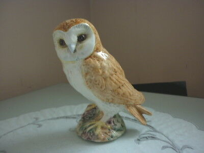 Beswick Gloss Finish Owl Figurine - 2026