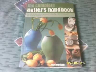 Pottery Making Manual- Clay, Techniques, Handbuilding, Throwing, Glaze, Kilns,