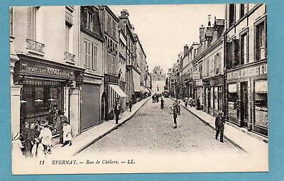 EPERNAY  /  Rue de Chalons  /  (5105)