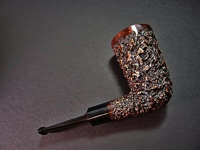 DUBLIN PIPE BRIAR (9mm FILTER) HAND MADE S. NOWAKOWSKI (S.N.) FROM POLAND