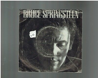 Bruce Springsteen Briliant Disguise Ps 45 1987 Usa