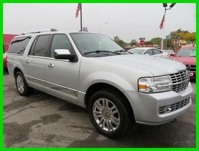 2012 Lincoln Navigator L Sport Utility 4-Door 2012 Used 5.4L V8 24V Automatic 4WD SUV clean clear title carfax we finance
