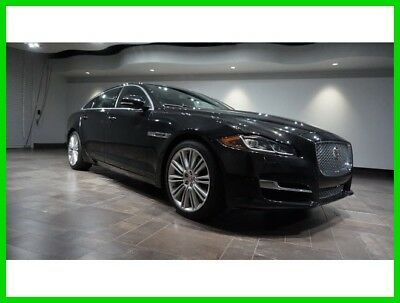 2016 Jaguar XJ XJL Supercharged UPERCHARGED V8 XJL CERTIFIED 6YR/100K MILE WARRANTY UNTITLED 5 TO CHOOSE FROM!!