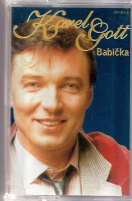 Best of - KAREL GOTT - Babicka - MC