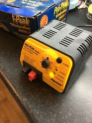 Ripmax Delta Pro Peak Varipulse  Fast Charger Used Tested & Working