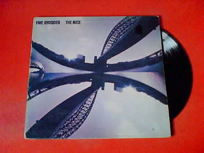 THE NICE Five Bridges Vinyl LP!