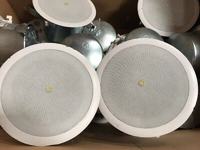 "Atlas Sound FAP62T Ceiling Speaker ""PAIR"""