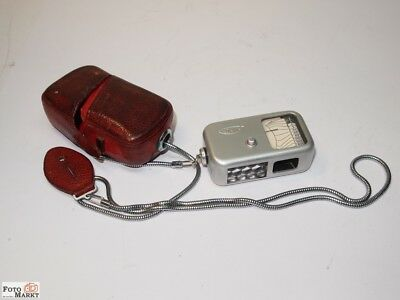 Minox Light Meter (selenzelle Fully Functional) Collector Top
