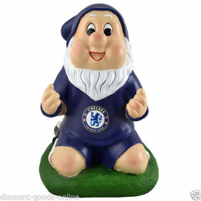 Official Licensed Football Product Chelsea Celebration Gnome