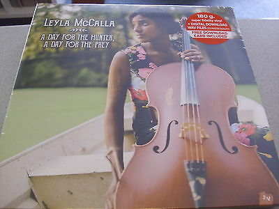 Leyla McCalla - A Day For The Hunter, A Day For The Prey - LP 180g Vinyl // DL