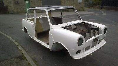 Riley Elf [Wolseley Hornet] Mini 1967 Mk3 Compleat Body Shell Good Condition
