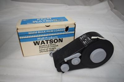 Watson Model 100 35mm Bulk Film Loader in Original box