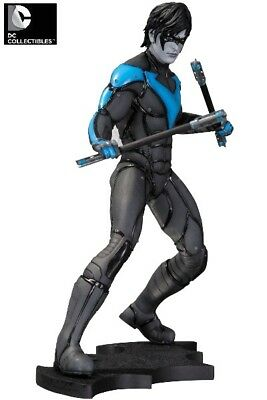 DC Collectibles Batman Arkham City Nightwing Statue New