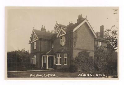 Bucks Aston Clinton nr Aylesbury Holiday Cottage to Grant Home Cottage  Postcard
