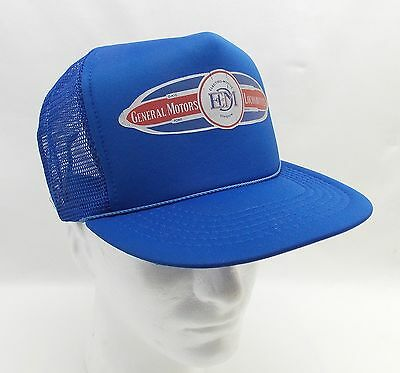 General Motors Electro-Motive Division Locomotives SNAPBACK TRUCKER MESH HAT CAP